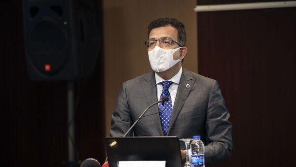 Yoğun Bakım Derneği Başkanı Prof. Dr. İsmail Cinel - Sputnik Türkiye