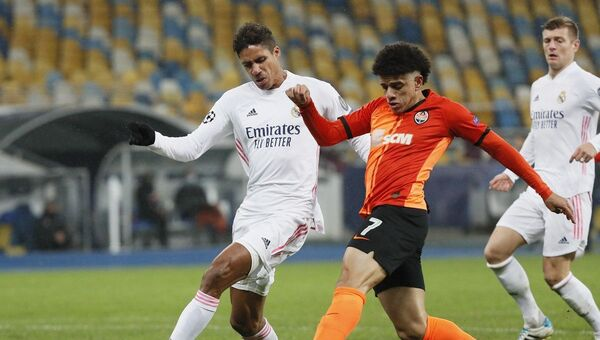 Real Madrid, Shakhtar Donetsk - Sputnik Türkiye