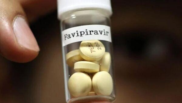 Favipiravir - Sputnik Türkiye