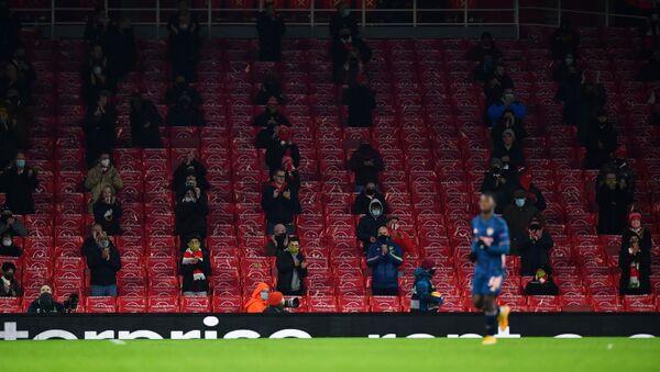 Arsenal, Emirates Stadı - Sputnik Türkiye