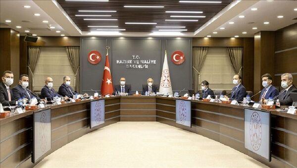 MÜSİAD, Lütfi Elvan, Abdulhamit Gül - Sputnik Türkiye