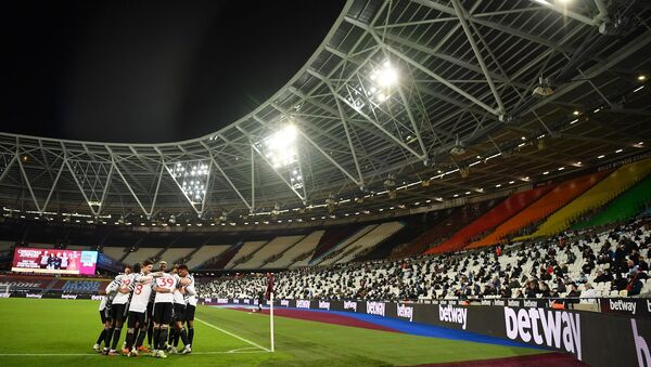 Manchester United - West Ham United - Sputnik Türkiye