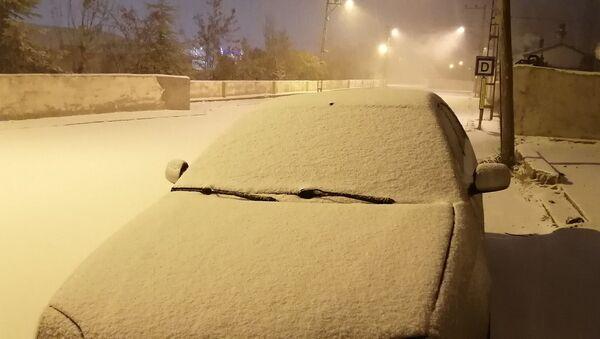 Van, kar yağışı - Sputnik Türkiye