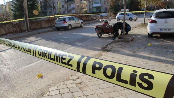 Polis, sokak, olay yeri - Sputnik Türkiye