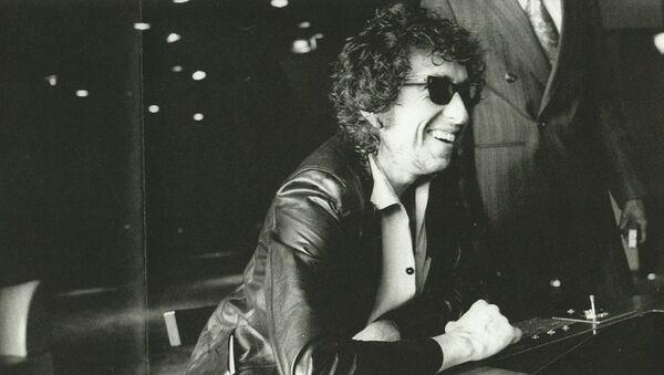 Bob Dylan-1978 - Sputnik Türkiye