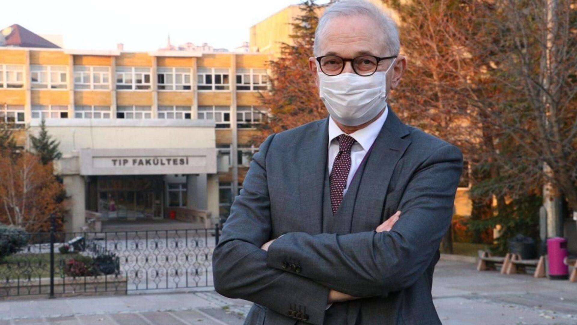 Prof. Dr. Murat Akova - Sputnik Türkiye, 1920, 26.09.2021