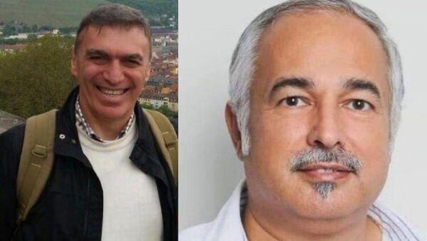 Dr. Metin İber ve Psikiyatri Uzmanı Dr. Hamdi Kandilcioğlu - Sputnik Türkiye