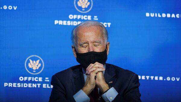Joe Biden - Sputnik Türkiye