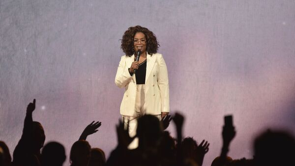ABD'li ünlü televizyon sunucusu Oprah Winfrey 20. oldu. - Sputnik Türkiye