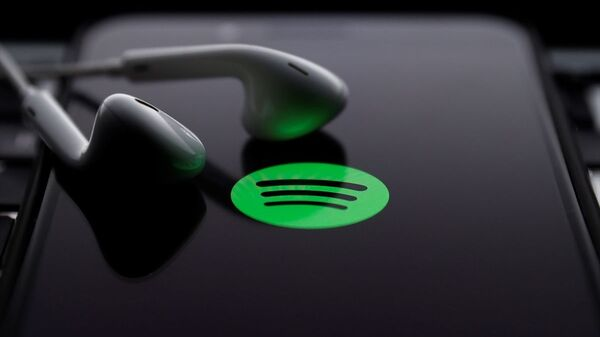 Müzik-Spotify - Sputnik Türkiye