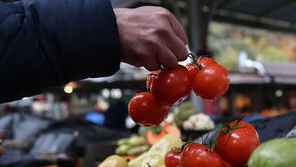 Rusya, domates - Sputnik Türkiye