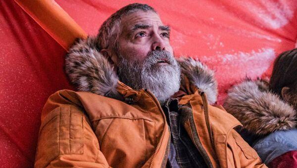 George Clooney -The Midnight Sky filmi  - Sputnik Türkiye
