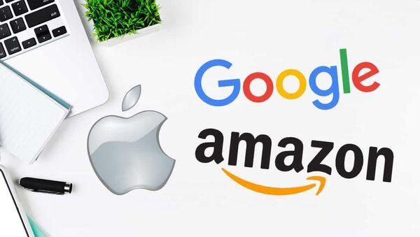 Google - Amazon - Sputnik Türkiye