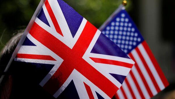ABD, İngiltere - Sputnik Türkiye
