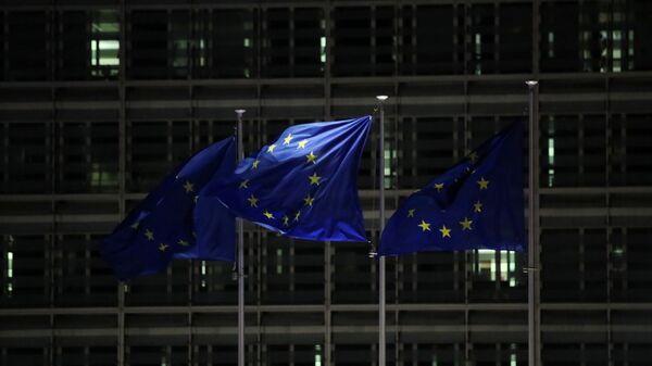 Avrupa Birliği bayrak - Sputnik Türkiye