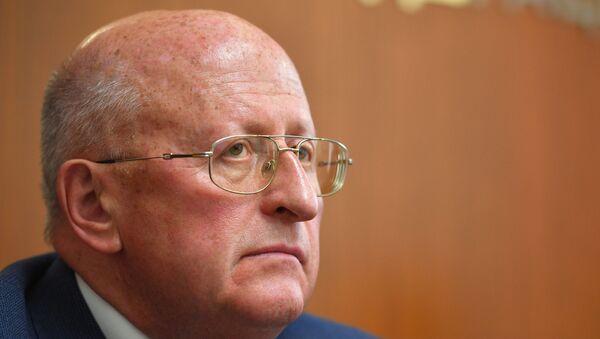 Gamaleya Araştırma Merkezi'nin Başkanı Aleksandr Gintsburg, - Sputnik Türkiye
