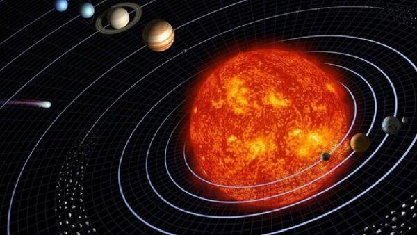 Güneş sistemi - Sputnik Türkiye