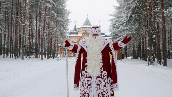 Ded Moroz - Noel Baba - Sputnik Türkiye