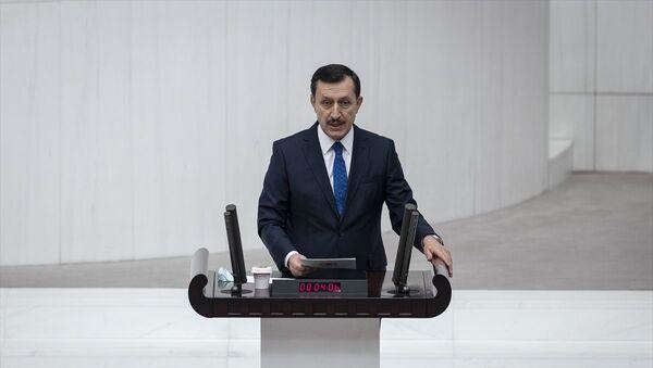 AK Parti Ankara Milletvekili Emrullah İşler - Sputnik Türkiye