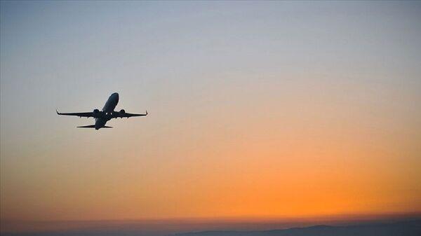Uçak, gökyüzü - Sputnik Türkiye