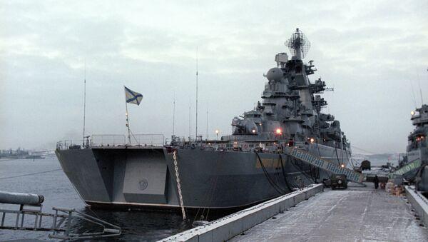 Amiral Nahimov kruvazörü - Sputnik Türkiye