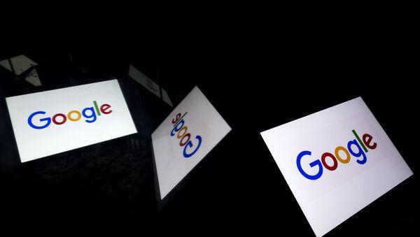 Google logo - Sputnik Türkiye