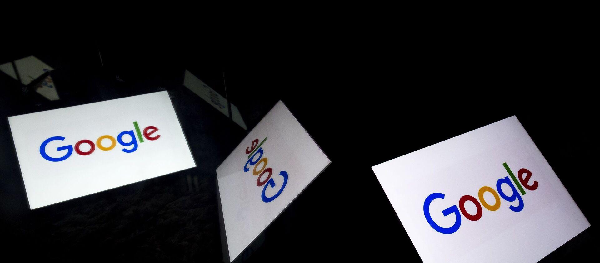 Google logo - Sputnik Türkiye, 1920, 01.02.2021