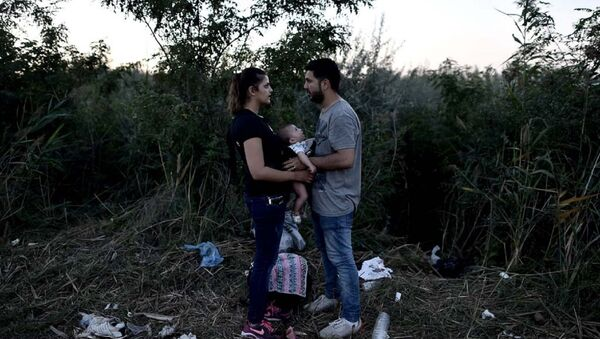 Alia ile Ahmed - Sputnik Türkiye