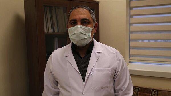 Doç. Dr. Mehmet Salih Aydın - Sputnik Türkiye