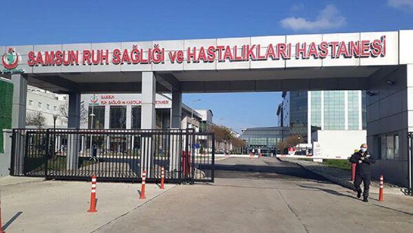 Samsun Ruh Sağlığı ve Hastalıkları Hastanesi - Sputnik Türkiye