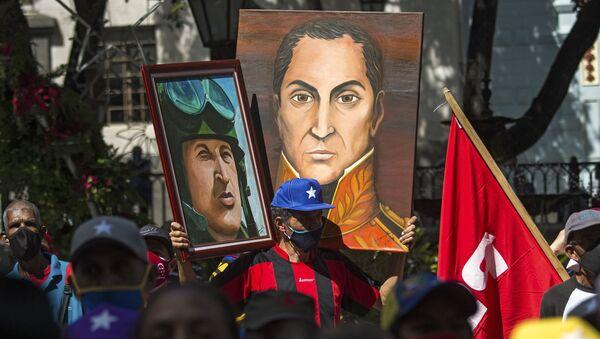 Venezüella'da seçimler - Sputnik Türkiye