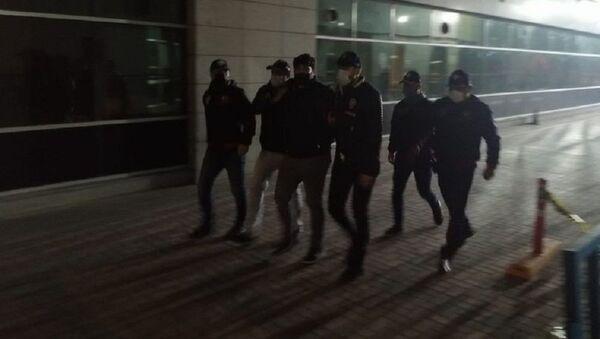 Hz. Muhammed'e yönelik hakaret içerikli paylaşımlara tutuklama - Sputnik Türkiye