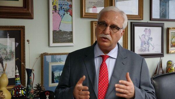 Bilim Kurulu Üyesi Prof. Dr. Tevfik Özlü - Sputnik Türkiye