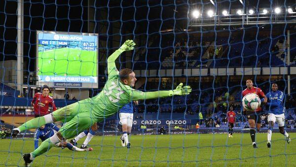 Manchester United, Everton - Sputnik Türkiye