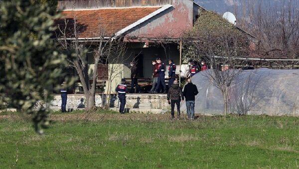 Pınar Gültekin cinayeti, bağ evi - Sputnik Türkiye