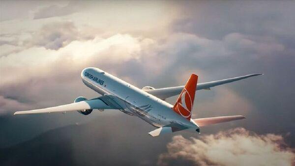 THY-Türk Hava Yolları - Sputnik Türkiye