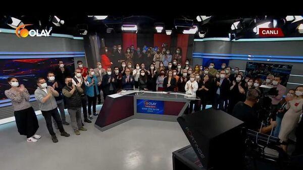 Olay TV - Sputnik Türkiye