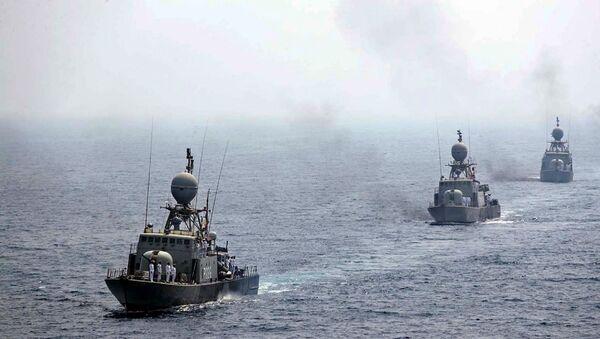 İran donanma gemileri - Sputnik Türkiye
