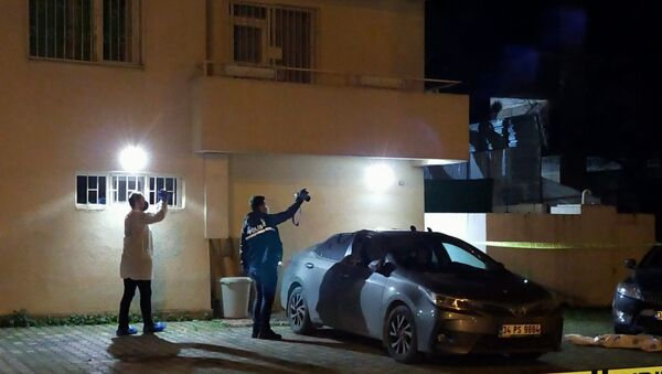 Kadıköy'de 80 yaşındaki kadın 9. kattan atlayarak intihar etti - Sputnik Türkiye
