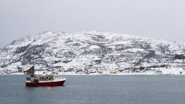 Barents Denizi - Sputnik Türkiye