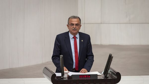 Süleyman Girgin - Sputnik Türkiye