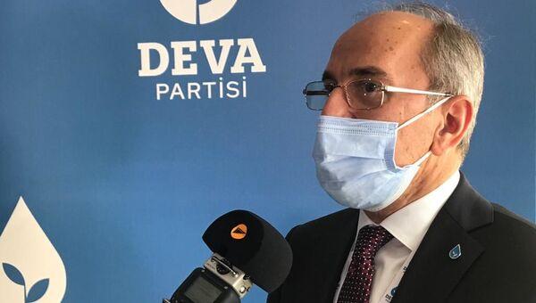 Abdurrahman Bilgiç Deva Partisi - Sputnik Türkiye