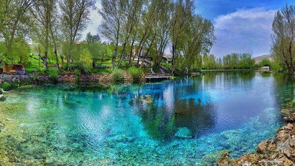 Gökpınar Gölü - Sputnik Türkiye