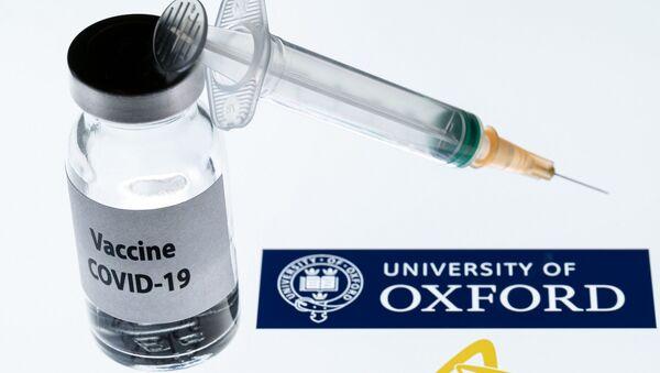 Oxford-AstraZeneca koronavirüs aşısı - Sputnik Türkiye