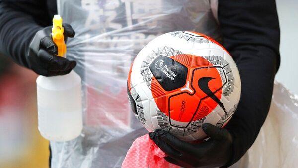 koronavirüs - futbol - Premier Lig - Sputnik Türkiye