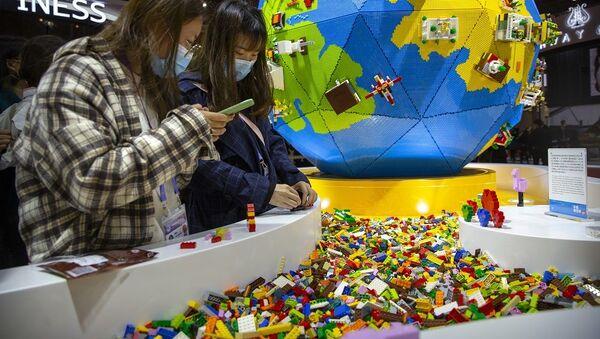 Lego-Çin - Sputnik Türkiye