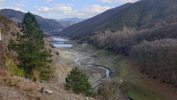 Bursa, baraj, kuraklık - Sputnik Türkiye