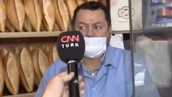 Fırıncı İstanbul - Sputnik Türkiye