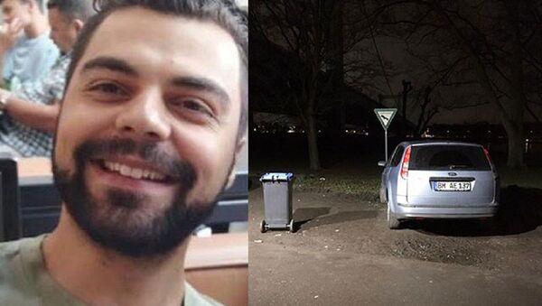 Köln Başkonsolosu şoförünün oğlu nehirde ölü bulundu  - Sputnik Türkiye
