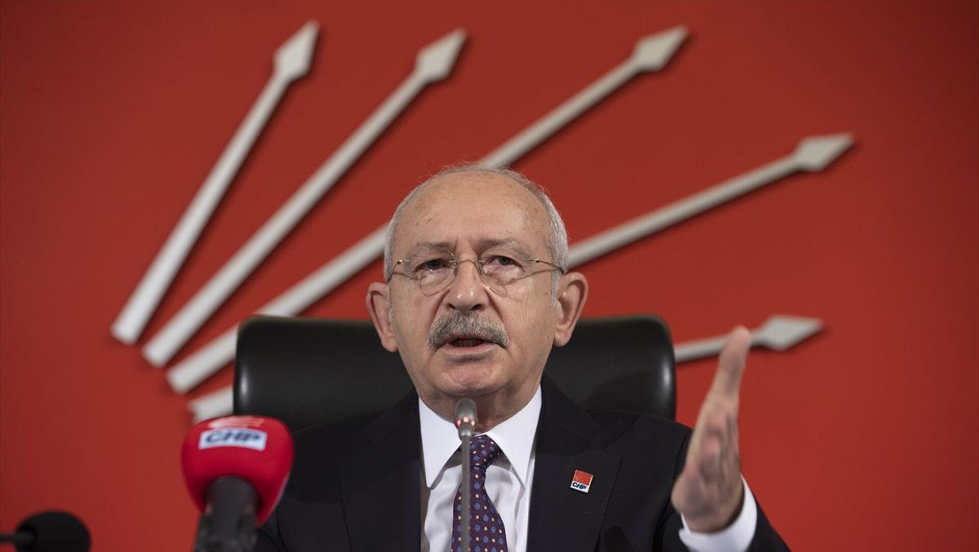 Kemal Kılıçdaroğlu - Sputnik Türkiye, 1920, 02.02.2021